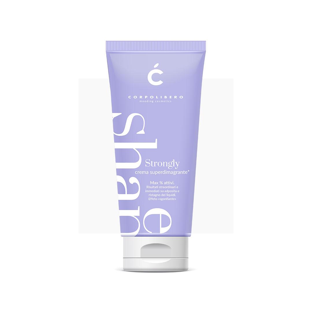 SHAPE Strongly Cream - Крем супер-похудение