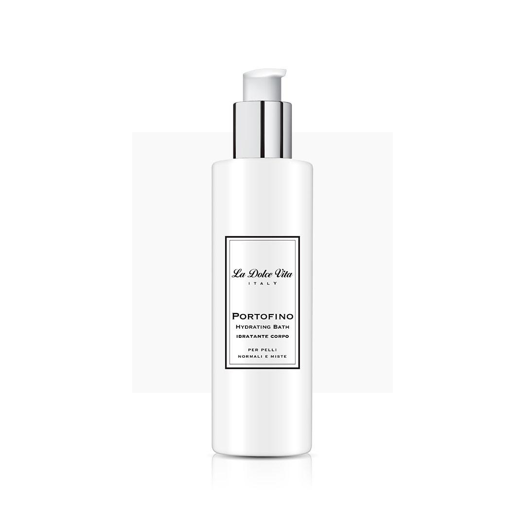 La Dolce Vita Portofino Hydrating Bath - Увлажняющий крем для тела