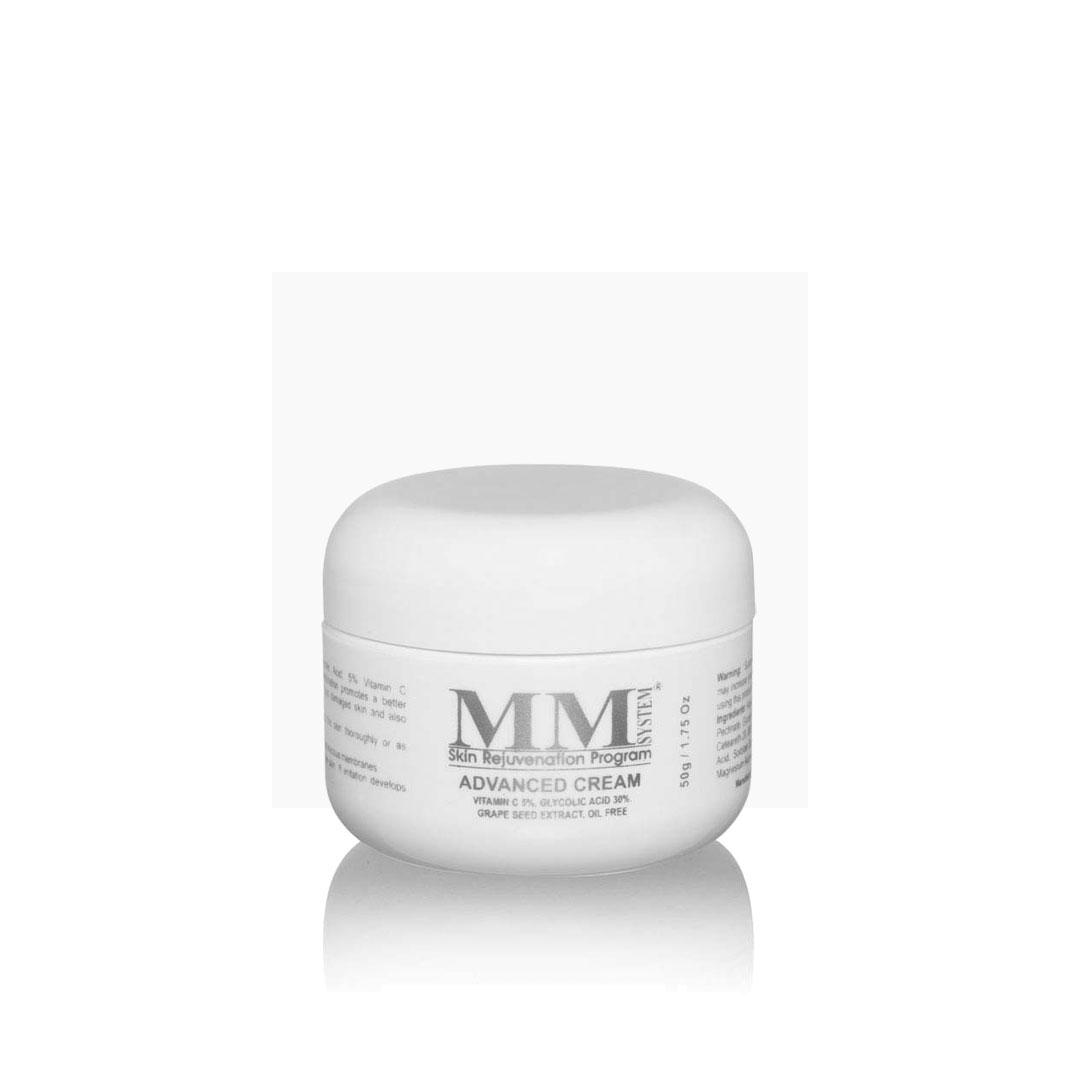 Advanced Cream - Крем от морщин пролонгированного действия