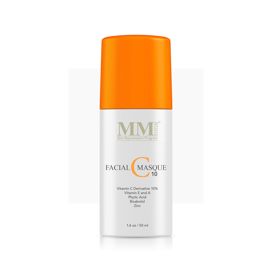 Facial Masque vit. C 10% - Антиоксидантная маска для лица с витамином С 10%