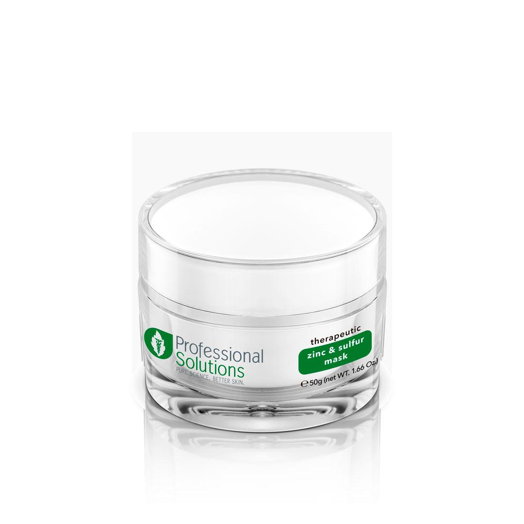 Therapeutic Zinc&Sulfur Mask - Лечебная маска с цинком и серой