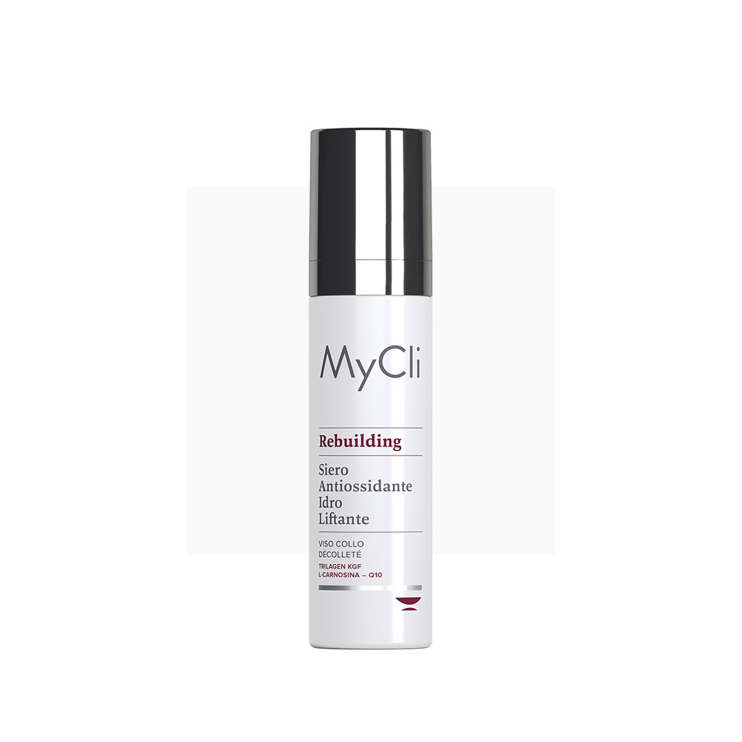 MyCLI Rebuilding Hydra Lifting Antioxidant Serum - Антиоксидантная увлажняющая лифтинг-сыворотка