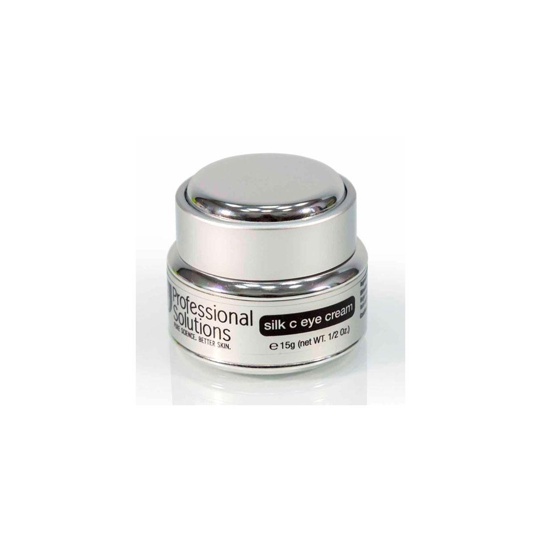 Silk C Eye Cream - Шелковистый крем с витамином С для кожи вокруг глаз