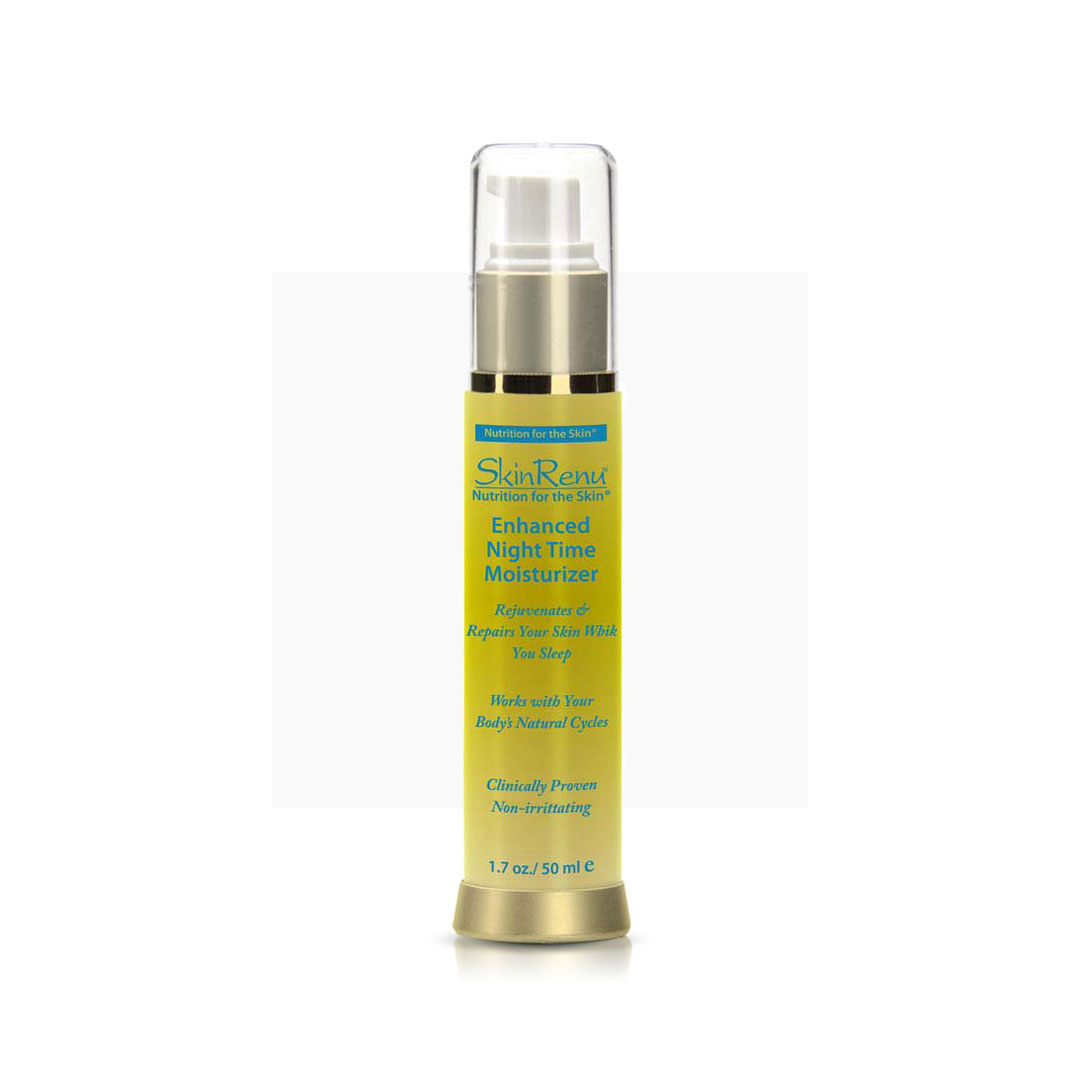 Enhanced Night Time Moisturizer - Восстанавливающий увлажняющий ночной крем