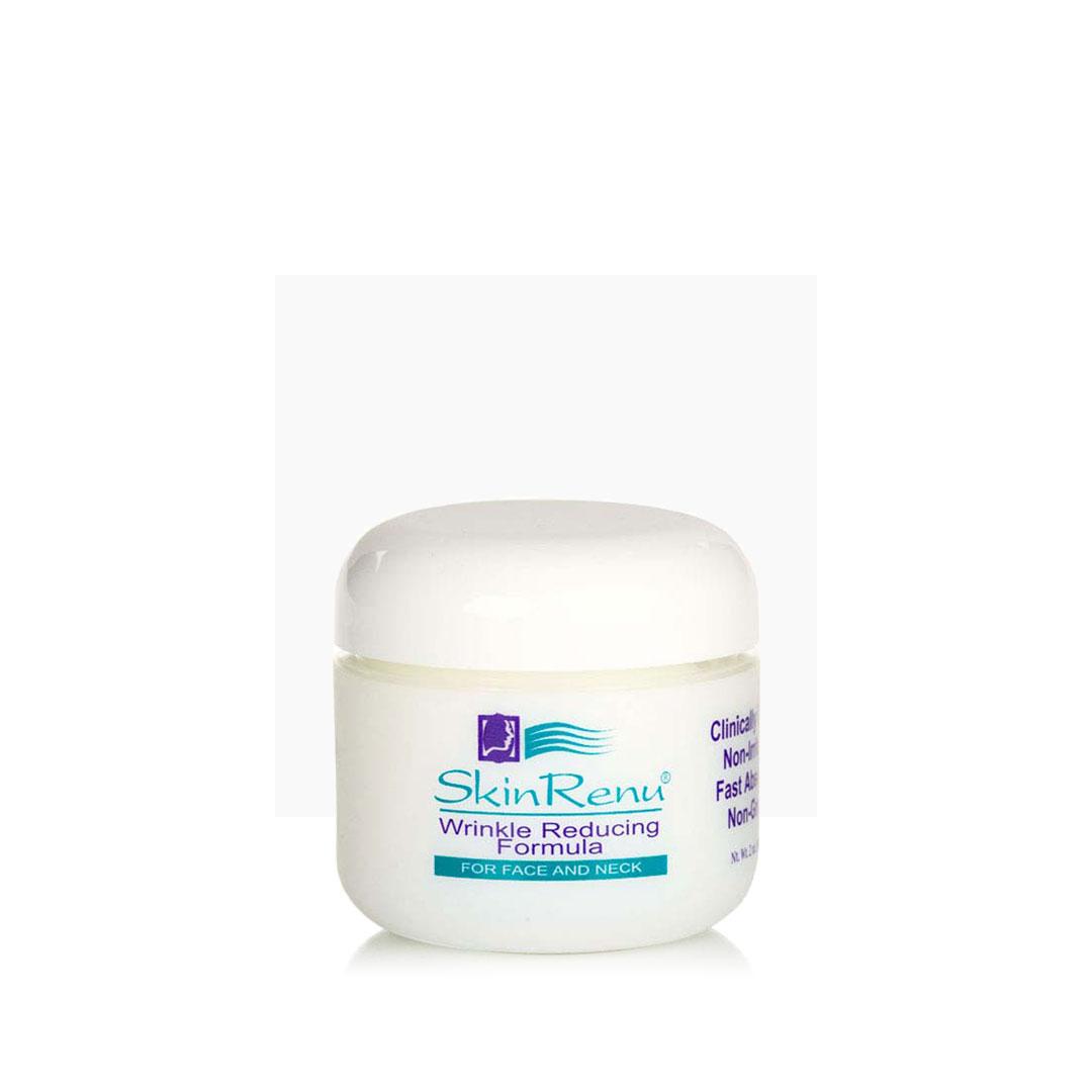 Wrinkle Reducing Formula - Крем для сокращения морщин для лица и шеи