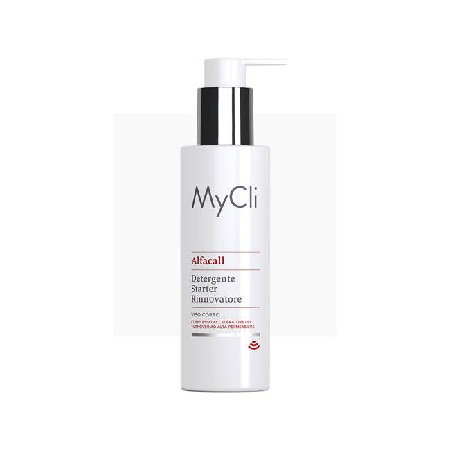 MyCLI Alfacall Renewing Starter Cleanser - Кератолитическое очищающее средство марки MyCli