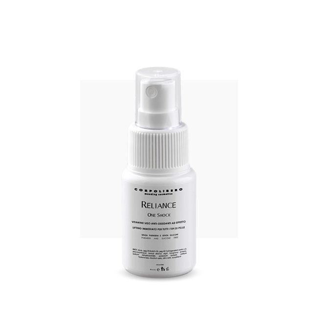 RELIANCE One Shock Vitamins Lotion - Витамины-антиоксиданты для лица