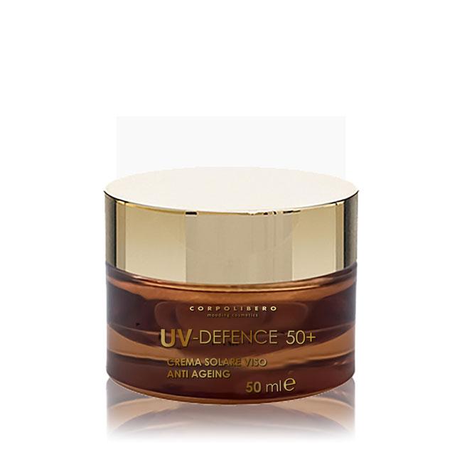 AntiAgeing Suncream 50+ - Солнцезащитный антивозрастной крем для лица