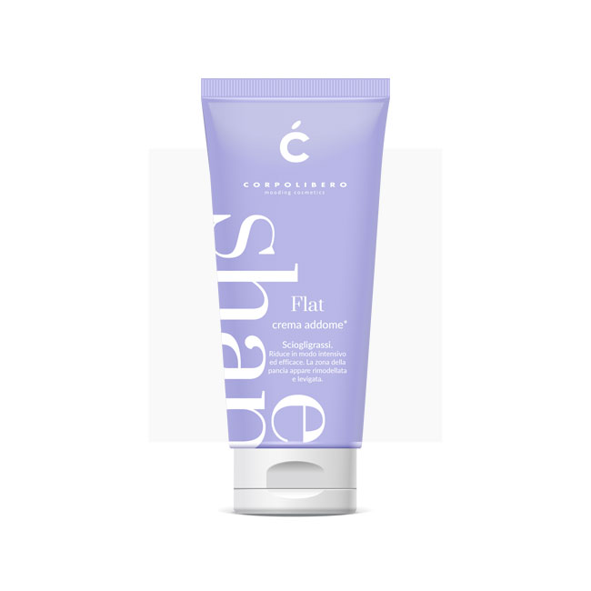 SHAPE Flat Cream – Крем для живота