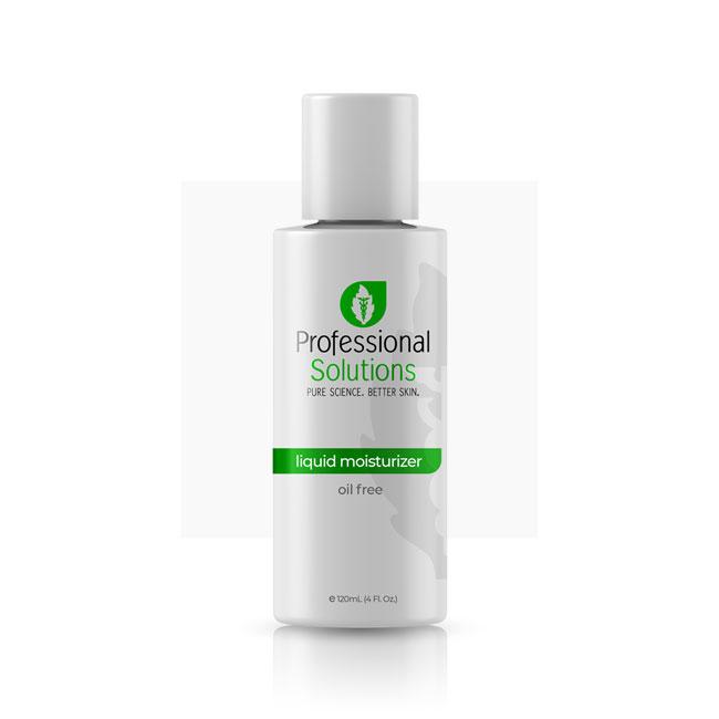 Liquid Moisturizer Oil Free - Увлажняющая жидкость без содержания масла