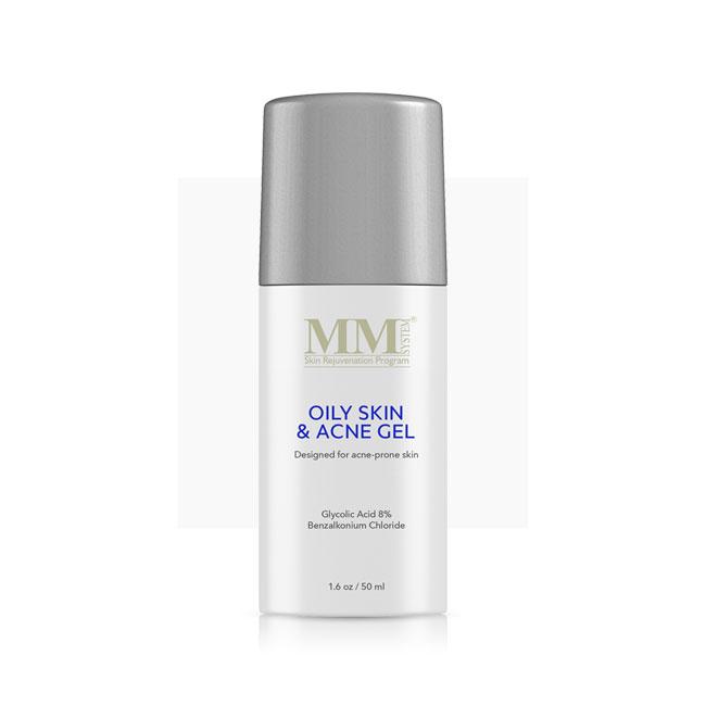 Acne & Oily Skin Gel - Гель для жирной и проблемной кожи