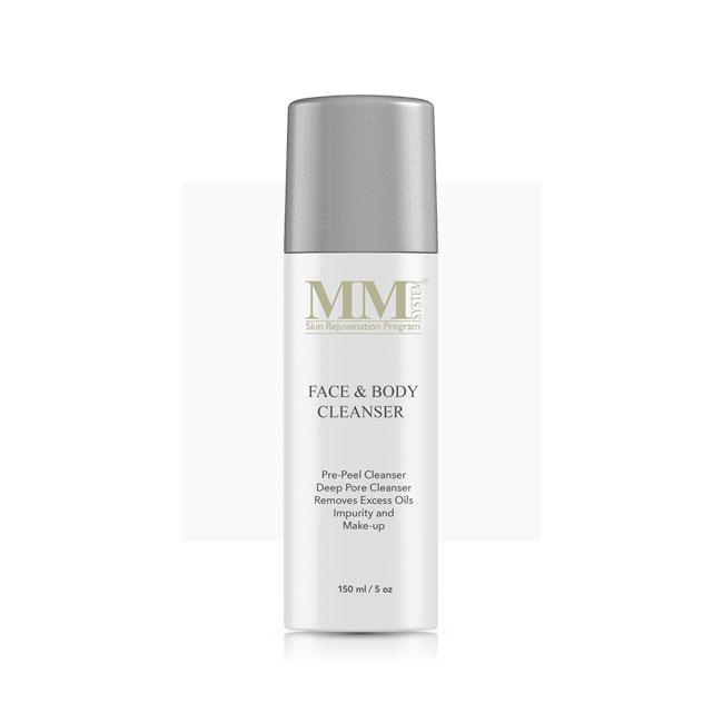 Face & Body Cleanser 15% - Очищающий гель для лица и тела с гликолевой кислотой (15%)
