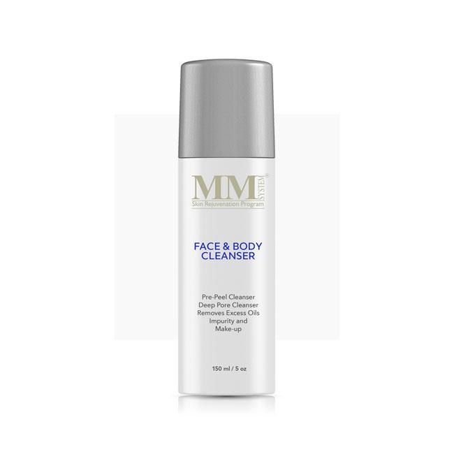 Face & Body Cleanser 20% - Очищающий гель для лица и тела с гликолевой кислотой (20%)