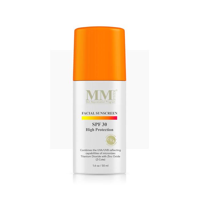 Facial Sunscreen SPF 30 - Солнцезащитный крем для лица (SPF 30)