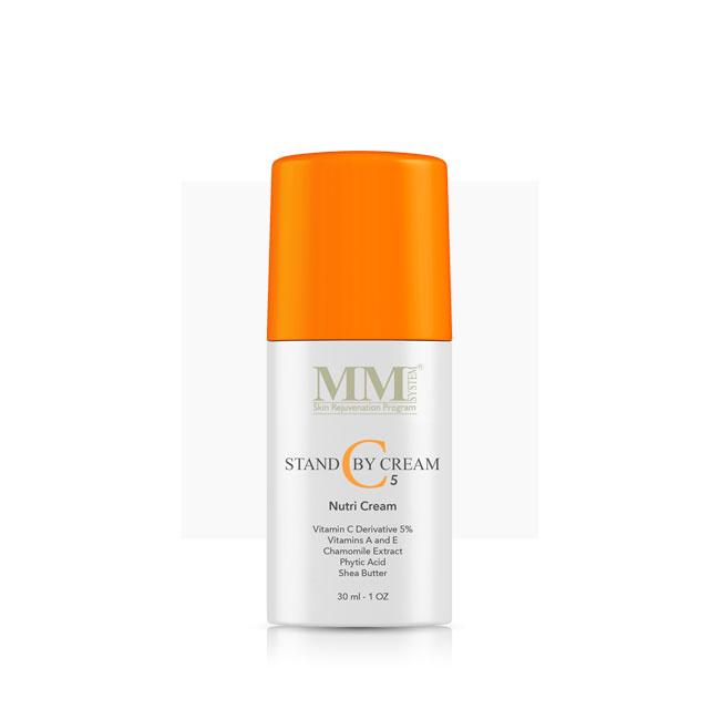 Stand by Cream vit. C 5% - Антиоксидантный крем с витамином С 5%