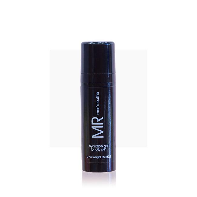 Hydration gel for oily skin - Увлажняющий гель для жирной кожи