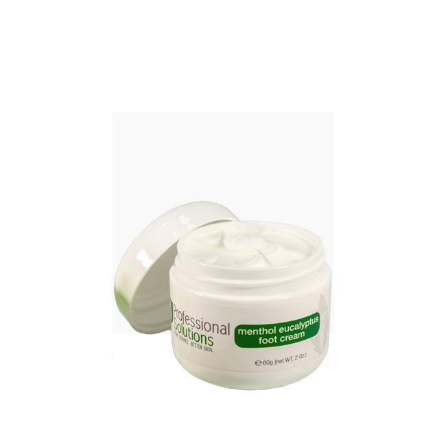 Menthol Eucalyptus Foot Cream - Крем для ног с мятой и эвкалиптом