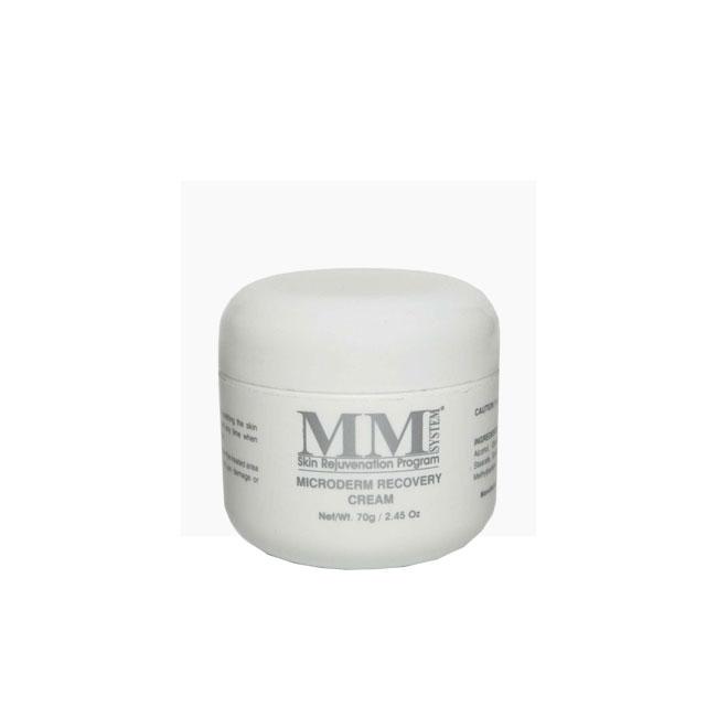 Microderm Recovery Cream - Восстанавливающий постпилинговый крем для лица