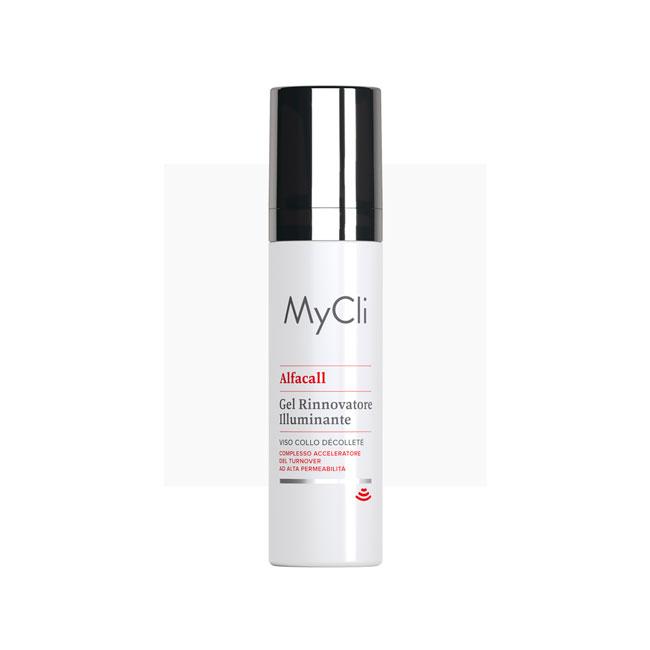 MyCLI Alfacall Radiance Renewing Gel - Гель-сыворотка восстанавливающая цвет лица