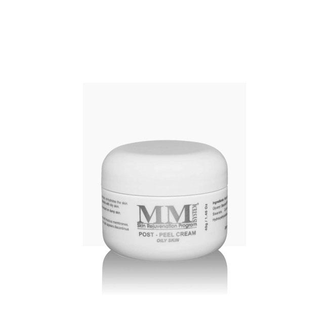Post Peel Crеam for Oily Skin - Крем после пилинга для жирной кожи