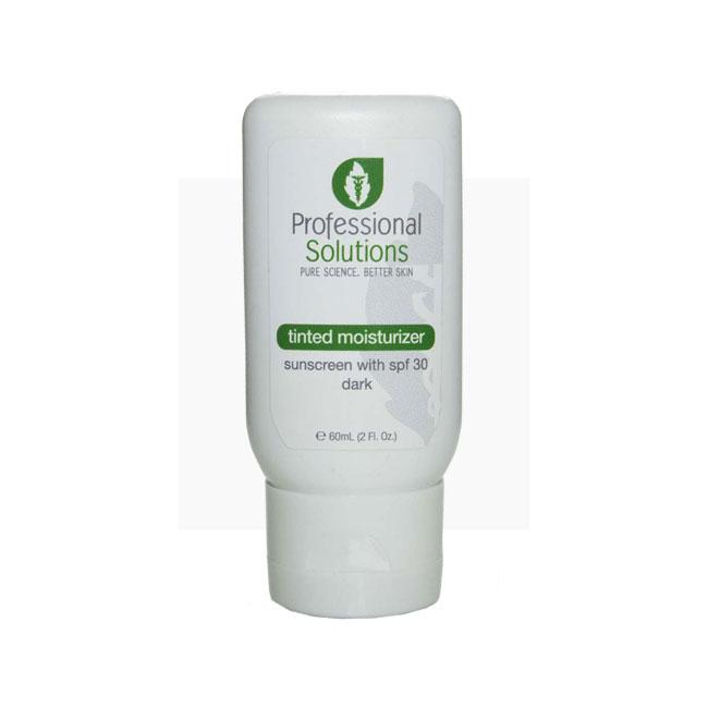Tinted Moisturizer Sunscreen SPF30 (Light, Medium, Dark) - Тонирующий солнцезащитный крем